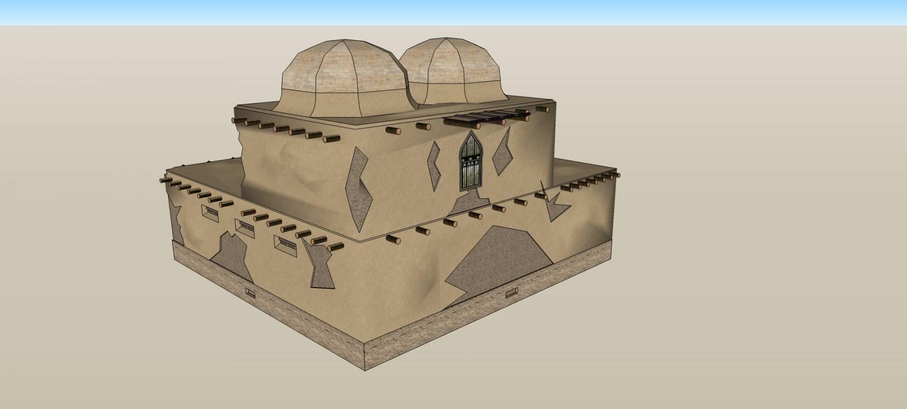 阿拉伯别墅