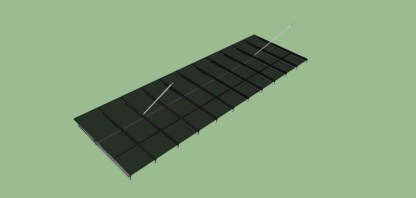 建筑构件-雨棚