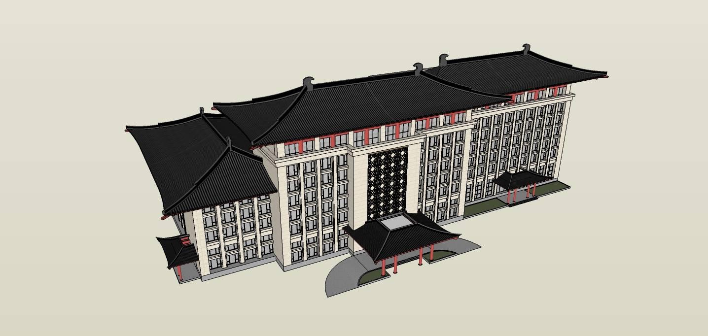 汉唐风酒店