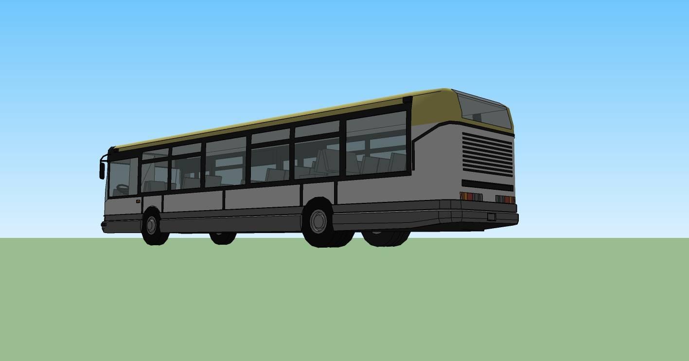 交通工具-公交车