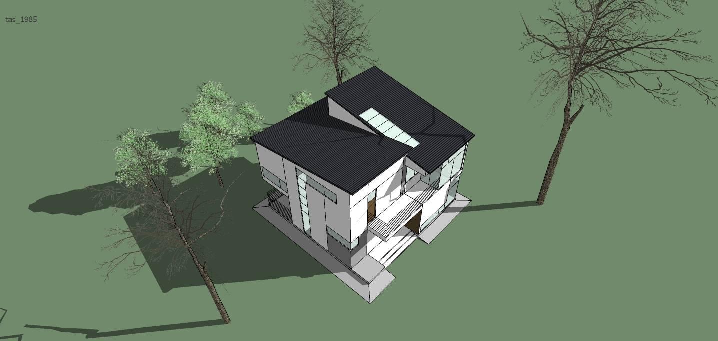 新中式風格別墅