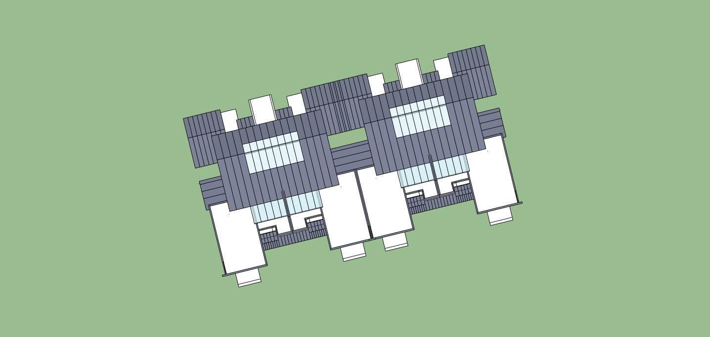 新中式风格花园洋房