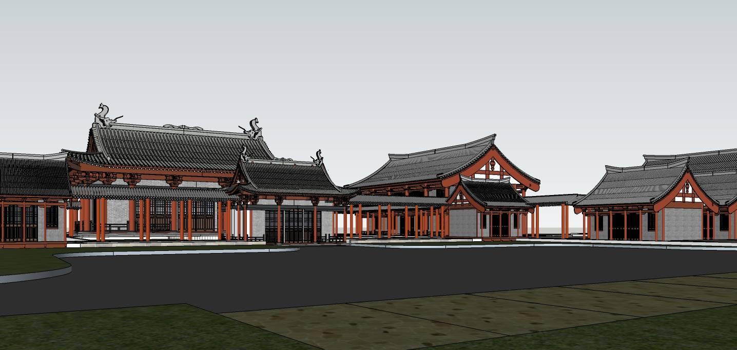中式风格会所