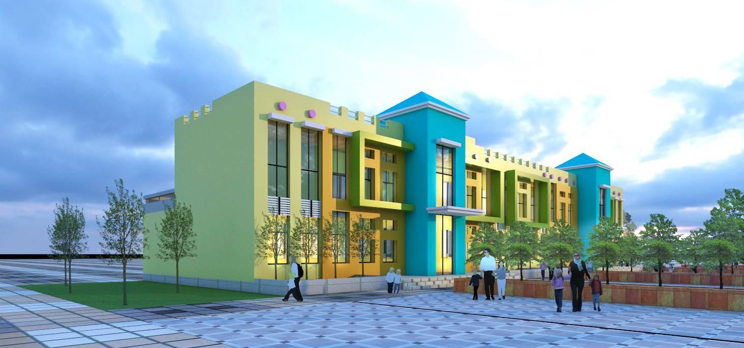 蒋村第一幼儿园