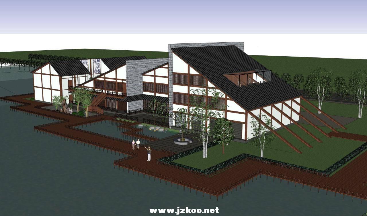 日式会所设计
