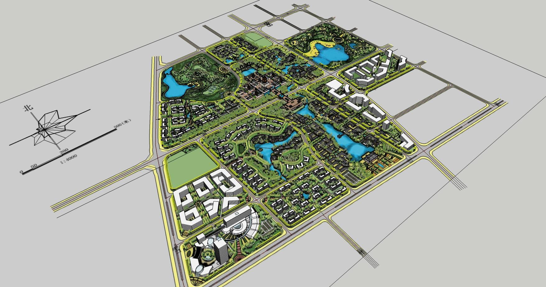 古城规划1