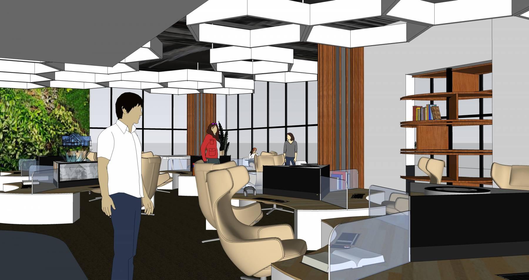 办公室室内设计