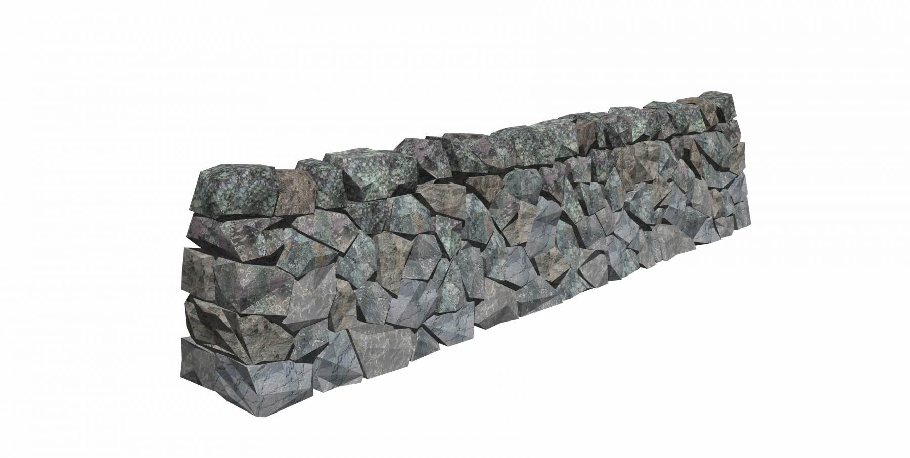 石头模型j