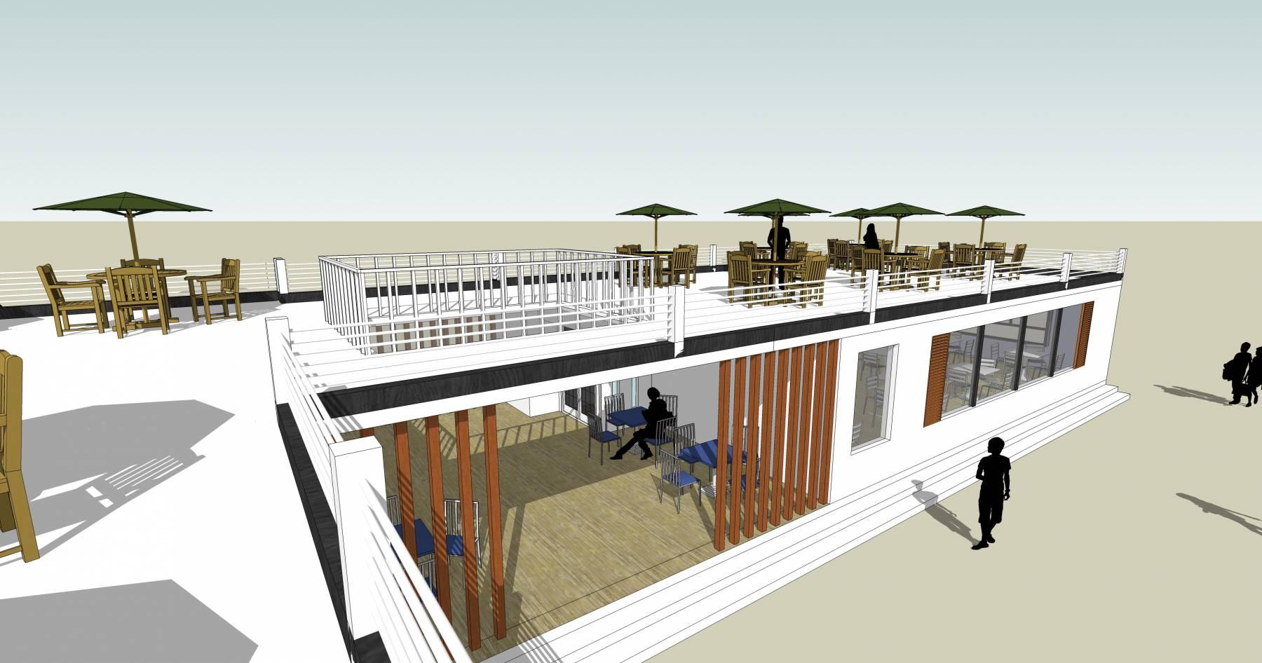 012 现代风格 小茶室设计