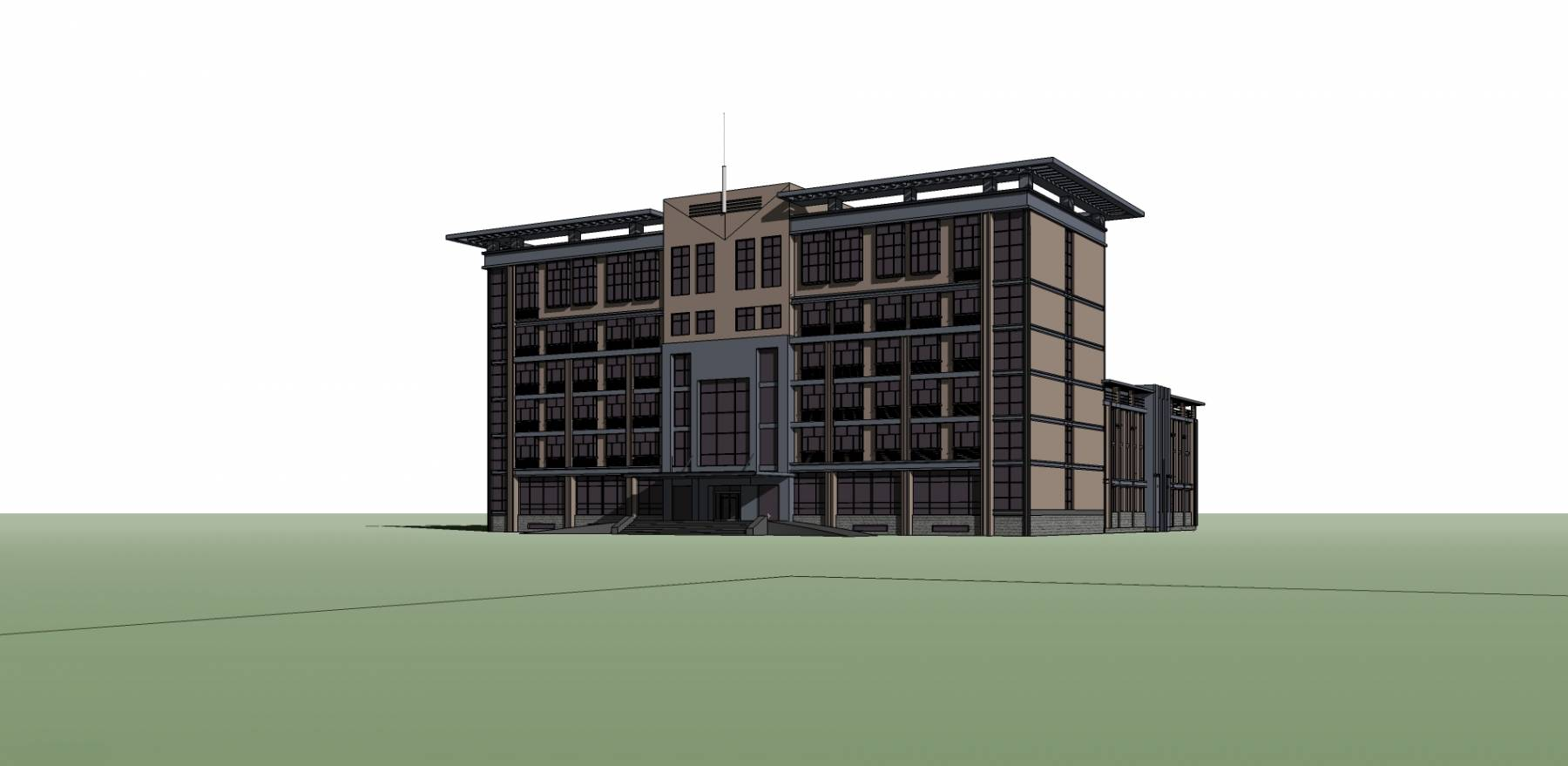 现代 高层 办公楼 写字楼 综合楼 11223