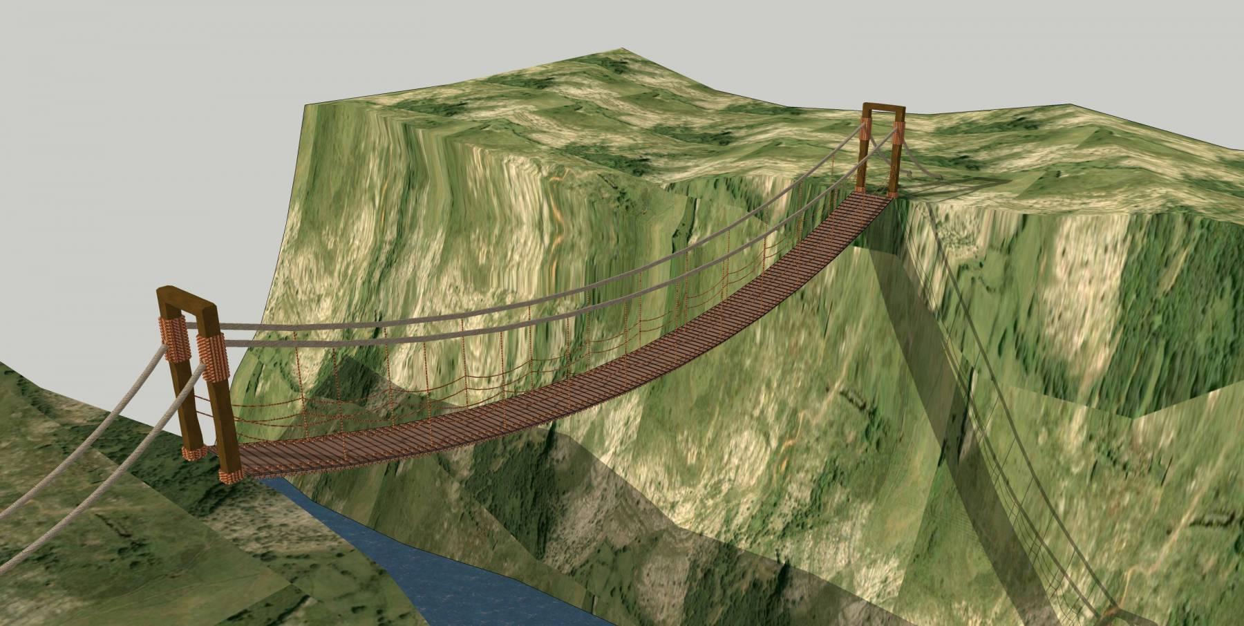 吊桥007