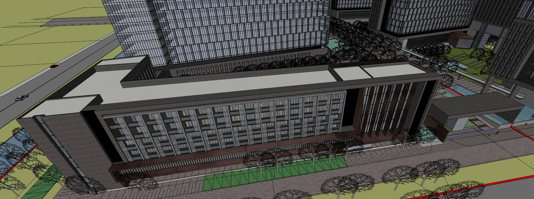杭州信息港办公楼