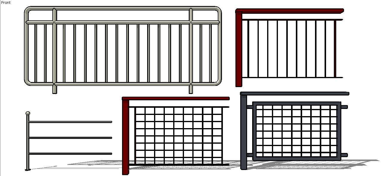 栅栏 围栏