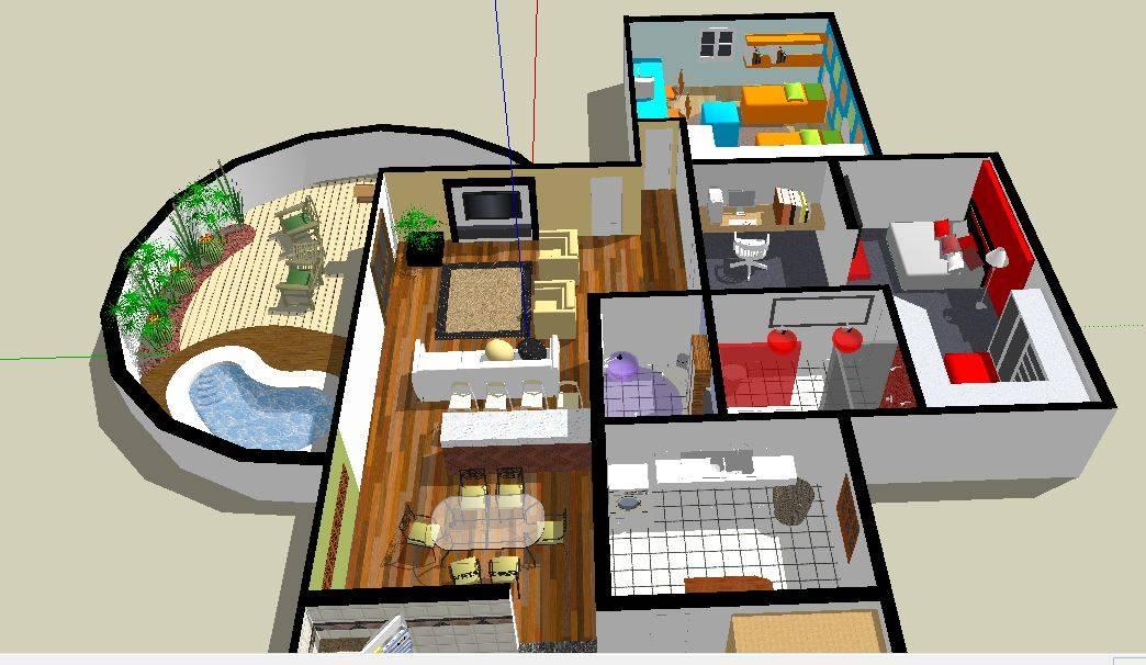 住宅室内设计2