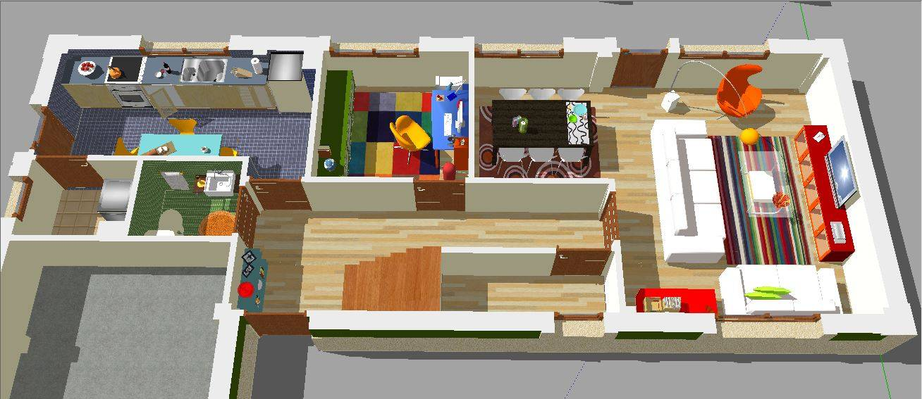 住宅室内设计1