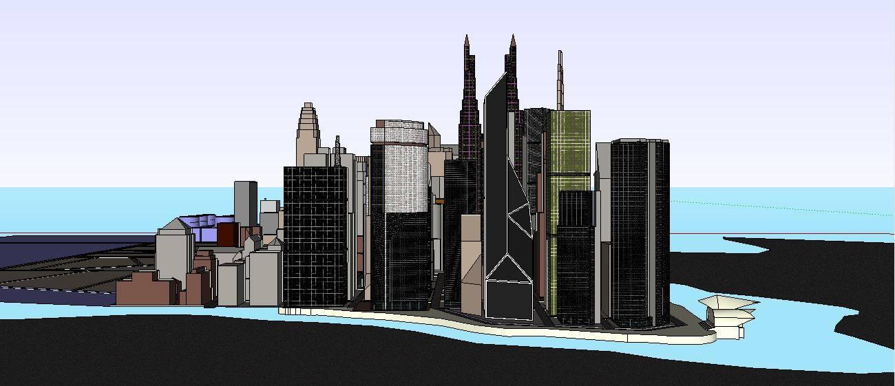 香港城市规划