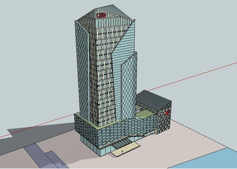 办公大楼方案2