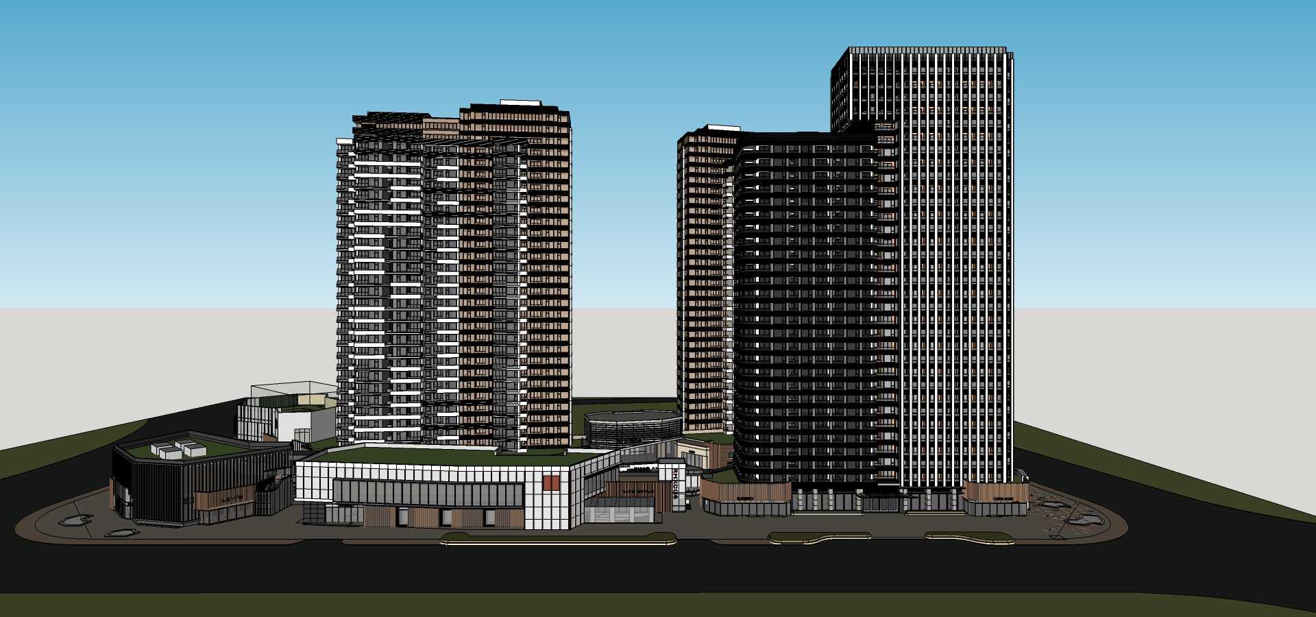 瑞虹新城项目